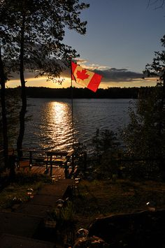 Awesome, JEKnudson Photography, via Flickr    So reminds me of my many summers on Sturgeon Lake.