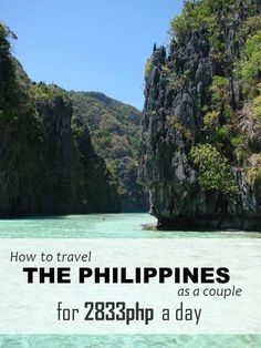 Read all about the costs of traveling in the Philippines (accommodation, transport, food&drinks and activities).