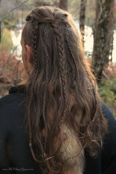 We've gathered our favorite ideas for Men Braid Hairstyles 20 New Braided Hairstyles Fashion For Men, Explore our list of popular images of Men Braid Hairstyles 20 New Braided Hairstyles Fashion For Men in hairstyle braid long hair. New Braided Hairstyles, Mens Braids Hairstyles, Cool Hairstyles, Viking Hairstyles, Hairstyle Braid, Hair And Beard Styles, Curly Hair Styles, Hard Part Haircut, Viking Braids