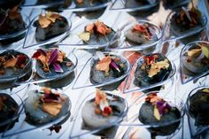 """Finger food by """"Trussardi alla Scala"""" restaurant September 11th  The future is Now event #eventoftheyear #brescia #italy  gbprogress.com"""