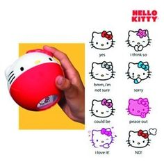 Hello Kitty Luck Ball Red Version *** Want additional info? Click on the image.