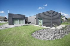Completed in 2012 in Giraitė, Lithuania. Images by Laurynas Avyzius. Idea  Lithuanian architecture studio NEBRAU main task was to create minimal architecture with clear lines and simple volumes, using long-live and...