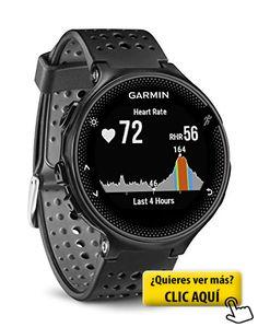 Garmin Forerunner 235 - Reloj con pulsómetro en... #pulsometro