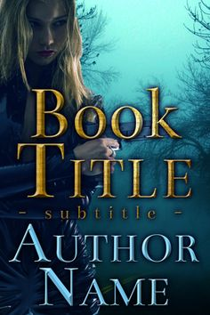 2015-322 Premade Book Cover for sale – affordable Book cover design for Thriller, Suspense, Mystery, Horror