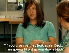 Ja'mie High Quotes, Movie Quotes, Moving Pictures, Funny Pictures, Summer Heights High, Chris Lilley, Private School Girl, Danny Devito, Smells Like Teen Spirit