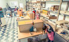 Cursos de marcenaria são opções para fazer o próprio móvel ou relaxar - 14/09/2014 - sãopaulo - Folha de S.Paulo