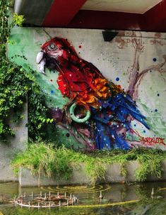 Impressive 3D Street Art Created with Recycled Materials - My Modern Met