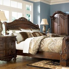 1000 Images About Home On Pinterest Bedroom Sets Sleigh Beds And Bedroom