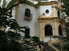 museo de arte hispanoamerica - Buscar con Google San Francisco Ferry, Bs As, America, Mansions, House Styles, Building, Travel, Google, Art Museum