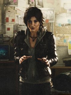 I think Lara Croft in Rise of the Tomb Raider is the closest look-alike to Hayli I have ever found. Tomb Raider Lara Croft, Tomb Raider Game, Lara Croft Angelina Jolie, Laura Croft, Rise Of The Tomb, Gurren Lagann, Celebrity Travel, Video Game Characters, Game Art