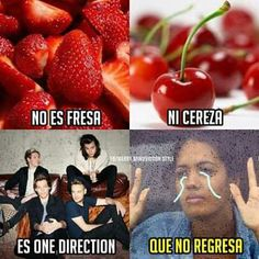 Os aqui les dejo los mejores memes de One Direction que he encontrado… #detodo # De Todo # amreading # books # wattpad