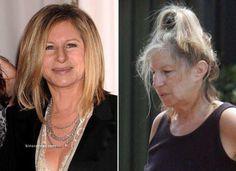 Barbara Streisand - oh, my.