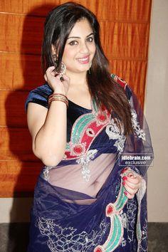 Suhani-Hot-Navel-Photos-In-Transparent-Saree.jpg (1000×1500)