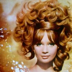 60s fashion models on pinterest jean shrimpton david for L oreal jardin pamplemousse