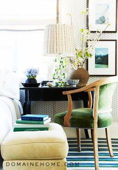 Bravo star Jeffrey Alan Marks' bedroom decor.   #jeffreyalanmarks #JAM #Themeaningofhome