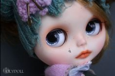 OOAK Custom Blythe Doll Sasha Russian Orphan Customized by Olydoll | eBay