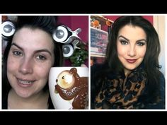 ▶ Get Ready with Me: Deep & Sultry - YouTube covergirl 3 in 1 foundation application