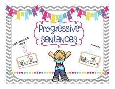 Progressive Sentnece