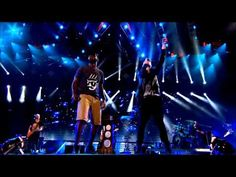 The Script ft. Tinie Tempah - Written in The Stars (Live at the Aviva Stadium) HD - YouTube
