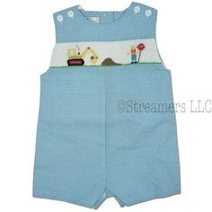 bf56fee13c31 smocked clothing for baby boys.