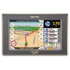 Mio C520 4.3-Inch Widescreen Bluetooth Portable GPS Navigator Review