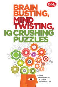 By: Frank Coussement and Peter De Schepper Puzzles, conundrums, and challenges. Oh, my! The BrainSnack® brand guarantees to train your brain, enhancing logic, imagination, creativity, and memory. This