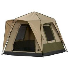 The Black Pine® Freestander Turbo 6 Person Tent delivers ample living space for your campsite or backyard. This lightweight tent combines an… Hiking Tent, Backpacking Tent, Camping Survival, Best Tents For Camping, Tent Camping, Camping Gear, Camping Equipment, Campsite, Black Wolf Tents
