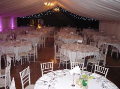 Marquee Hire in Ireland by Carnival Marquees Wedding Marquee Hire, Ireland, Carnival, Wedding Planning, Table Decorations, Home Decor, Decoration Home, Room Decor, Carnavals