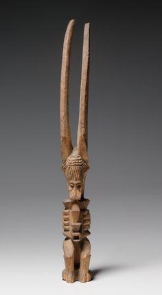Figure, Early 1900s                                                Guinea Coast, Nigeria, Igbo, early 20th century