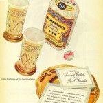 Schenley's, 1940 #gin