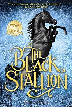 The Black Stallion by Walter Farley https://smile.amazon.com/dp/B005LUJKNW/ref=cm_sw_r_pi_dp_x_mOEzybV8NE8KB