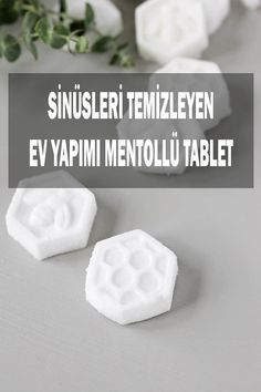 sinüsleri temizleyen mentollü tablet Cleaning, Health, Diy, Natural, Health Care, Bricolage, Do It Yourself, Home Cleaning, Homemade