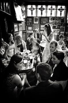 Flaherty's Bar Pints, Wedding Day, Bar, People, Pint Glass, Pi Day Wedding, Marriage Anniversary, Wedding Anniversary, Folk