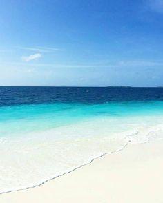 The Maldives Islands Maldives Beaches And Oceans 2 Exotic Exotic Beaches, Tropical Beaches, The Beach, Ocean Beach, Zakynthos, Beach Bodys, Monte Fuji, Skier, Beach Vibes