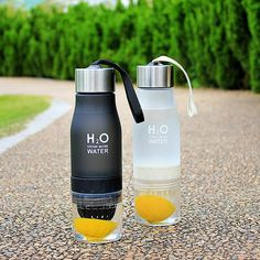 Product Details & Care Guide Up your water intake with our Hello Beautiful fruit infuser bottle. Fitted with a cage to store zesty fruit slices, this pretty slogan bottle will bring flavour to your hydration fix. Just simply add your fruits to the special chamber and voila and then you're good to go. - Infuses your favorite fruit with your daily drinking water - 650 ML, enough for drinking all day - High-quality material - Infusing base technology Care Guide - Material of bottle: Stainless…