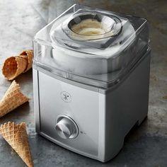 Williams-Sonoma Open Kitchen Ice Cream Maker #williamssonoma