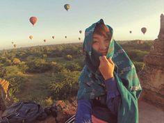 + 미얀마 바간 여행 + 가슴이 두근두근, 꿈꾸는 건가...? 양곤에서 시작된 미얀마 여행 쥴리를 만나는 한가...