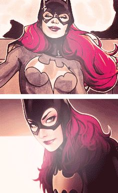 edit Batgirl dc comics barbara gordon cassandra cain stephanie brown