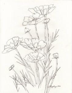 Afbeelding van http://fc08.deviantart.net/fs10/i/2006/083/c/3/Flower_line_drawing_by_butterflylr.jpg.