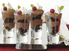 Looking for a delicious dessert using Betty Crocker® Brownies mix? Then try this irresistible dessert layered with brownies and chocolate cream mixture.