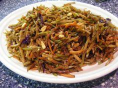 Cathy s Quick Stir-Fried Broccoli Slaw Side Dish