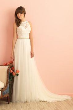 2863 Allure Romance Bridal Gown