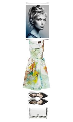 """SPRING"" by stephanie-nina ❤ liked on Polyvore featuring Zara and Proenza Schouler"