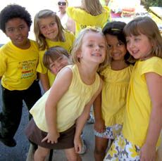 generationOn partners with Alex's Lemonade Stand to empower young people to make a difference.