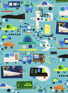 Jill Mcdonald cars etc. would be fun to have kids draw a variety of cars etc Kids Patterns, Print Patterns, Design Patterns, Drawing For Kids, Art For Kids, Jill Mcdonald, Transportation Theme, Pretty Drawings, Kids Prints