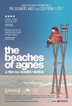 The Beaches of Agnès (Agnes Varda) / HU DVD 7524 / http://catalog.wrlc.org/cgi-bin/Pwebrecon.cgi?BBID=8221046