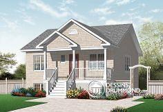 Plan de maison no. W3115-V1 de dessinsdrummond.com