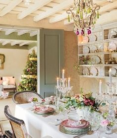 [audreylovesparis: Christmas in Provence]  ...