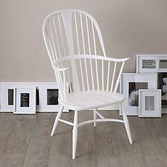 Ercol Chairmaker's Chair - Ercol Furniture   The White Company