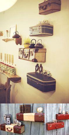 ράφι βαλίτσα,αγορά online, ραφιέρα, μπουφές,σαλόνι, καθιστικό,τραπεζαρία, διακόσμηση, τοίχος, αποθήκευση,ιδέες διακόσμηση,decor